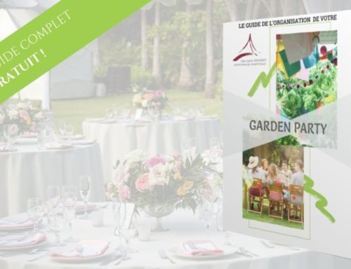 [EBOOK] Le guide de l'organisation de votre Garden Party
